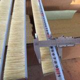 Cepillo natural flexible de la tira de la fibra de Tampico