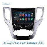 Meilleur Prix Android DIN Double écran tactile de votre autoradio stéréo lecteur de DVD de voiture pour Changan CS35