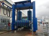 Lavatrice automatica del camion per trasportare i progetti della lavata