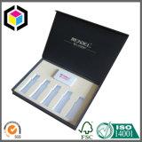 Картона цвета вставки ЕВА коробка белого косметическая бумажная упаковывая