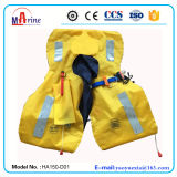 Solas Approbation Med 275n Double chambre gonflable Life Jacket