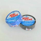 Caoutchouc ignifuge plus de bande de PVC vini adhésive de Stickness