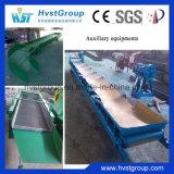 Überschüssiger Gummireifen bereiten Maschine/verwendete Gummireifen-Abfallverwertungsanlage/den Schrott-Reifen, der Gerät aufbereitet auf