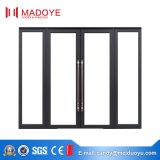 Fußboden-Sprung-Tür mit ausgeglichenem Glas für Eingang
