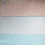 Tissu linéaire de trellis de Quatra, tissu net de polyester