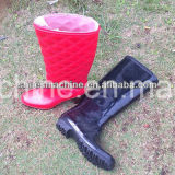 Машина впрыски ботинок дождя PVC