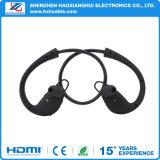 Шлемофон Bluetooth уха универсалии 4.0 вися резвится нот Earbuds
