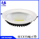 Fabricante profissional de LED Downlight COB Hot Selling Ce / RoHS 20W / 30W