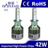 lampada promozionale dell'automobile di 6000K 4800lm V9 LED