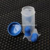 Auricular insonoro manorreductor del recorrido del enchufe de oído del silicón de la seguridad