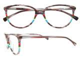 Qualitäts-Glas-Mädchen SpitzenEyewear optische Glas-Rahmen