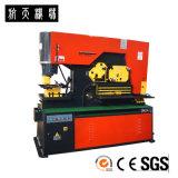 Het Ponsen die van het Blad van het Metaal van het Merk van Hangli Inkervend machine, Ijzerbewerker Q35Y-12 scheren