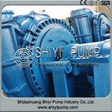 Gravier horizontal de pression de traitement des eaux et pompe de sable centrifuges utilisée pour le dragage