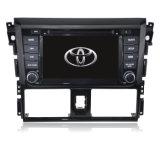 Percorso 2014 dell'automobile di Vois Andriod 5.1 per Toyota con il collegamento radiofonico incorporato 1080P MP5 TPMS Digitahi TV dello specchio 4G di DVD Wiif BT
