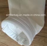 Sacchetto filtro del poliestere per il filtro dell'aria (collettore di polveri)