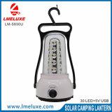 30PCS nachladbares Emergency Capming Licht