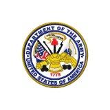 Kundenspezifische Armee-Militärsicherheits-Stickerei-Abzeichen