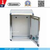 Het vierkante Vakje van de Suggestie van het Aluminium met het Slot van de Veiligheid B09