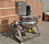 Fornello della caldaia del rivestimento dell'acciaio inossidabile