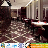24 ' azulejos de suelo esmaltados por completo pulidos de la porcelana de los materiales de construcción de x24 (661062)