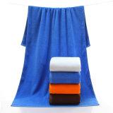 習慣によって編まれるタオル、中国からのスキンケアのテリー織の布地タオル
