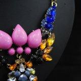نمو [رترو] مجوهرات زهرة عقد