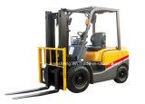 Forklift Diesel do diesel caminhão/2500kg do Forklift de 2.5 toneladas