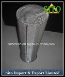 Filtro dalla rete metallica dell'acciaio inossidabile, setaccio tessuto della maglia