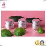 Crema cosmética plástico tarro vacío para Cuidado de la Piel