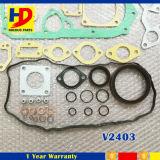 Uitrusting van de Pakking van de Revisie van Kubota V2403 de Volledige voor de Delen van de Dieselmotor