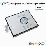 indicatore luminoso solare Integrated del giardino del sensore LED di 15W PIR
