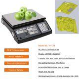 RS232 3kg Table numérique électronique le calcul de l'échelle de prix
