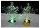 Colore che cambia la candela del LED, candela di vetro del LED