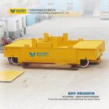 100 Tonnen-Stahlschöpflöffel-Schienenübergangsauto-selbstgetriebene Laufkatze