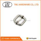 Do anel livre do quadrado do metal niquelar curvatura ajustável para o saco