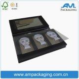 Kundenspezifische Firmenzeichen-Verfassungs-gesetzte Augenschminke-Paletten-Kasten-Kosmetik-verpackenlieferanten