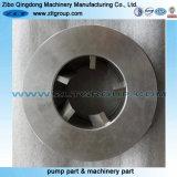 Goulds Stx ou couvertures de cadres de bourrage de pompe de taille de MX en matériau d'acier inoxydable/titanique d'alliage/carbone d'acier