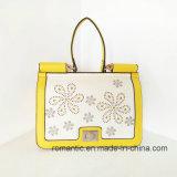 De Vrouwen de Handtassen van de Laser van Pu Buitensporige Dame Satchel Bag van Wholesales (nmdk-042203)