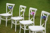 새로운 최신 판매 대중적인 수지 십자가 Back/X는 또는 포도원 의자 역행시킨다
