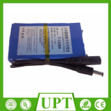 batteria ricaricabile del polimero del litio di 2000mAh 11.1V 12V per l'indicatore luminoso di via solare