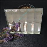 Aangepast Lichtoranje Gelamineerd Glas/het Gelamineerde Glas van de Vlotter/het Glas van de Kunst voor Decoratie
