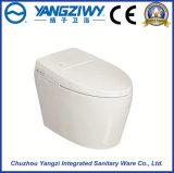 Ciotola di toletta intelligente di ceramica astuta della famiglia della stanza da bagno automatica (YZ-28A)