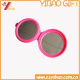 高品質の柔らかいシリコーンゴムミラーのカスタムロゴ(YB-HR-93)