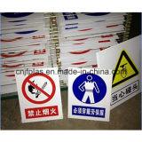 0.6mm -8 mmの印刷を広告するためのコロナによって扱われる白いABSシート