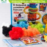 Le festival éducatif de Noël de puzzle de 800+ Megapack DIY badine des jouets de bille d'épine de cadeau d'anniversaire