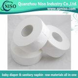 Papier 100% naturel en papier jumbo pour fabrication de couches avec SGS (HG-034)