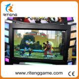 Macchina del gioco della galleria della via Fighter4 Tekken di combattimento mortale da vendere