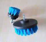 Cepillo casero del taladro del mantenimiento para la limpieza