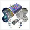 CNCの機械化アルミニウム部品のためのプラスチック型