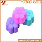 Мода дизайн силиконового герметика торт пресс-формы (YB-AB-031)